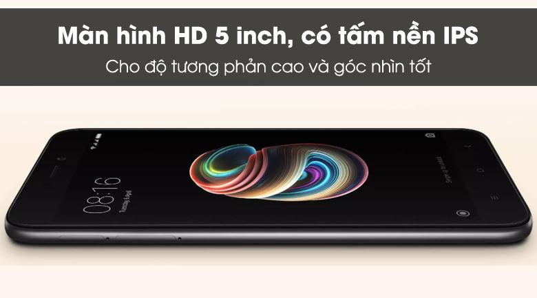 Điện Thoại Xiaomi Redmi 5A (16GB/2GB) - Hàng Chính Hãng