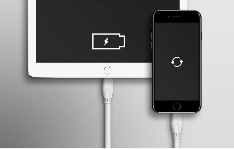 Dây Sạc iPhone MOMAX DL7 Dài 1m - Trắng