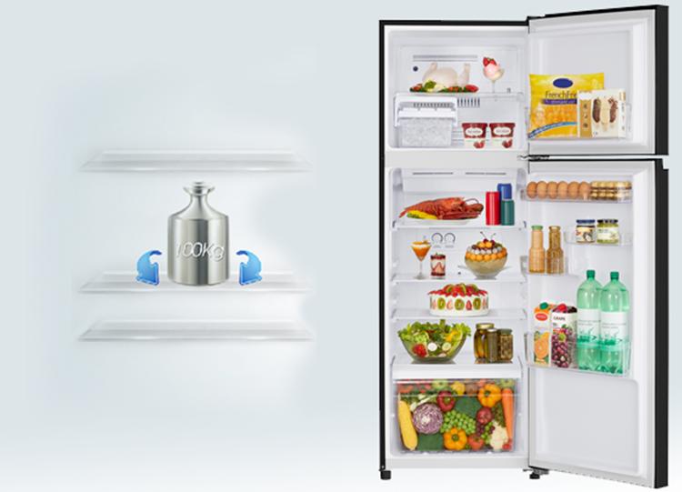Tủ Lạnh Inverter Toshiba GR-AG41VPDZ-XK (359L)