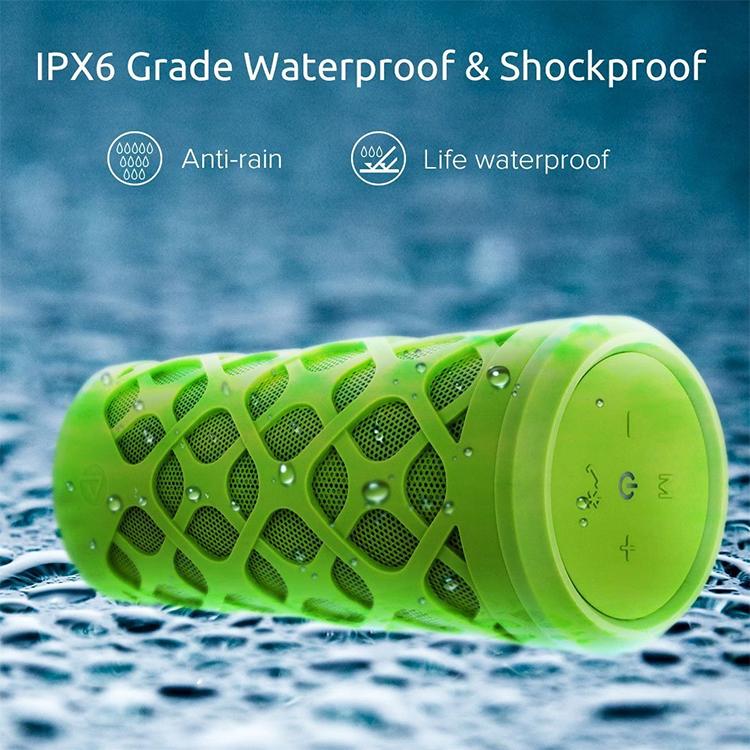 Loa Bluetooth Di Động Pisen SPK-B003 - Hàng Chính Hãng