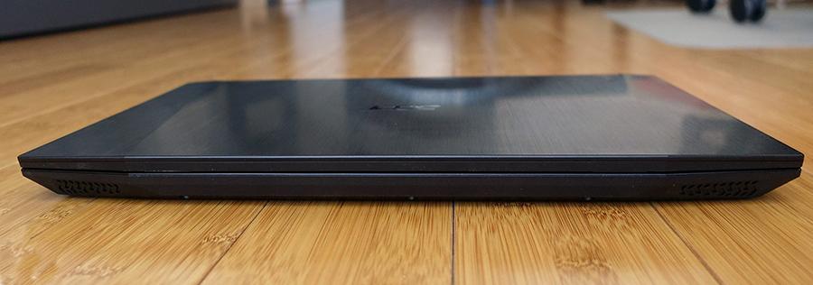 Laptop Acer AN515-51-739L NH.Q2SSV.007 Core i7-7700HQ/Win10 (15.6 inch) - Black - Hàng Chính Hãng