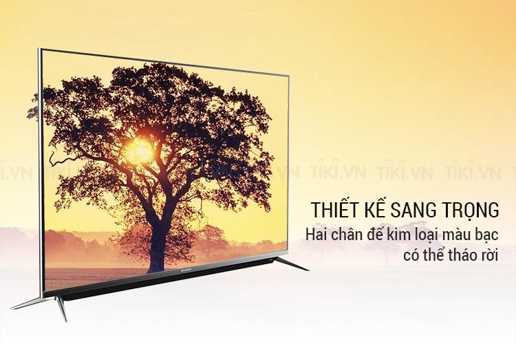 Smart Tivi Skyworth 55 inch 4K UHD 55G6A1T3VN
