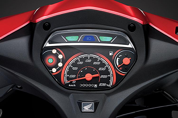 Xe Honda Blade 2018 - Phanh Đĩa, Vành Đúc - Đen, Vàng Đồng - Tặng Nón Bảo Hiểm, Bảo Hiểm Xe Máy