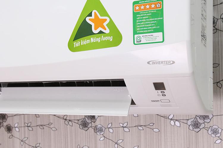 Máy Lạnh Inverter DAIKIN FTKV35NVMV (1.5HP)