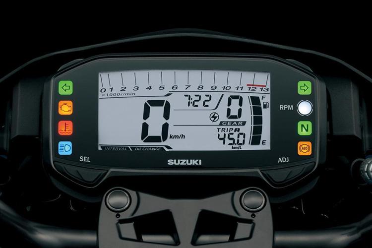 Xe Máy Suzuki - GSX S150 - Đen