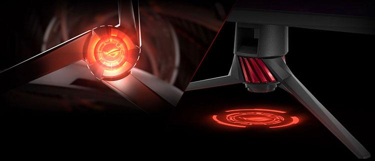 Màn Hình Gaming Cong Asus Rog Strix XG35VQ 35inch UWQHD 4ms 100Hz FreeSync VA - Hàng Chính Hãng