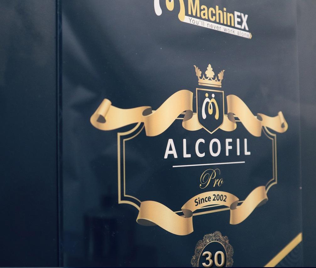 Máy lọc độc tố rượu ALCOFIL 30