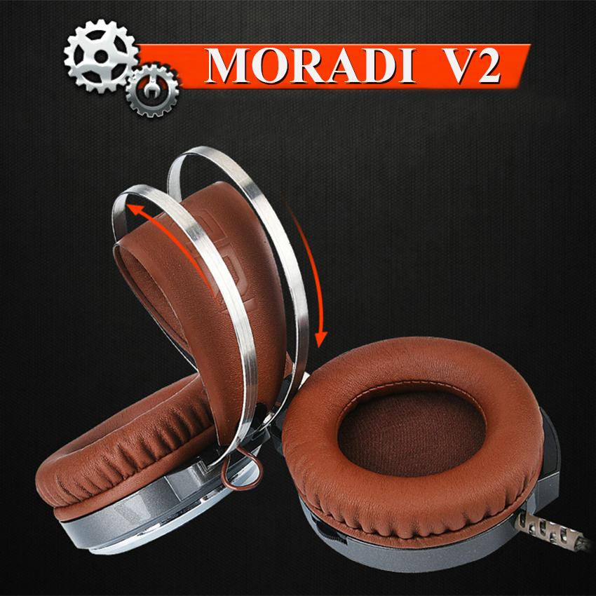 Tai nghe gaming cao cấp Moradi V2 cho game thủ