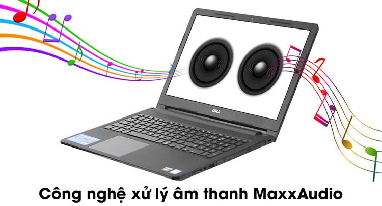 Laptop Dell Vostro 3578 V3578C Core i5-8250U (Black) - Hàng Chính Hãng