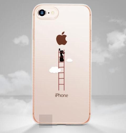 Ốp Lưng Silicon Chống Va Đập Dành Cho Điện Thoại iPhone7/8 ERS - 4.7inch - Phù Thủy