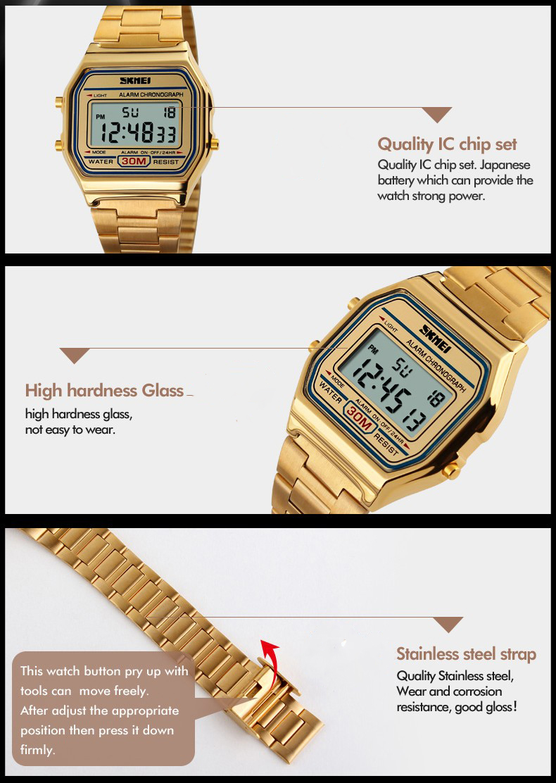Đồng hồ Nam thể thao SKMEI 1123 - DHA357