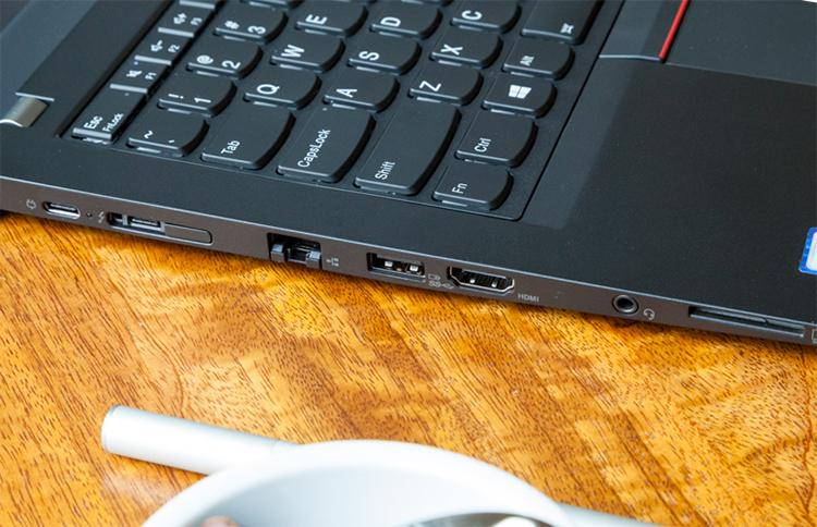 Laptop Lenovo ThinkPad T480 20L5S01400 Core i5-8250U/Free Dos (14 inch) - Hàng Chính Hãng (Black)