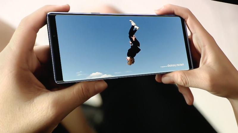 Điện Thoại Samsung Galaxy Note 9 (128GB/6GB) - Hàng Chính Hãng