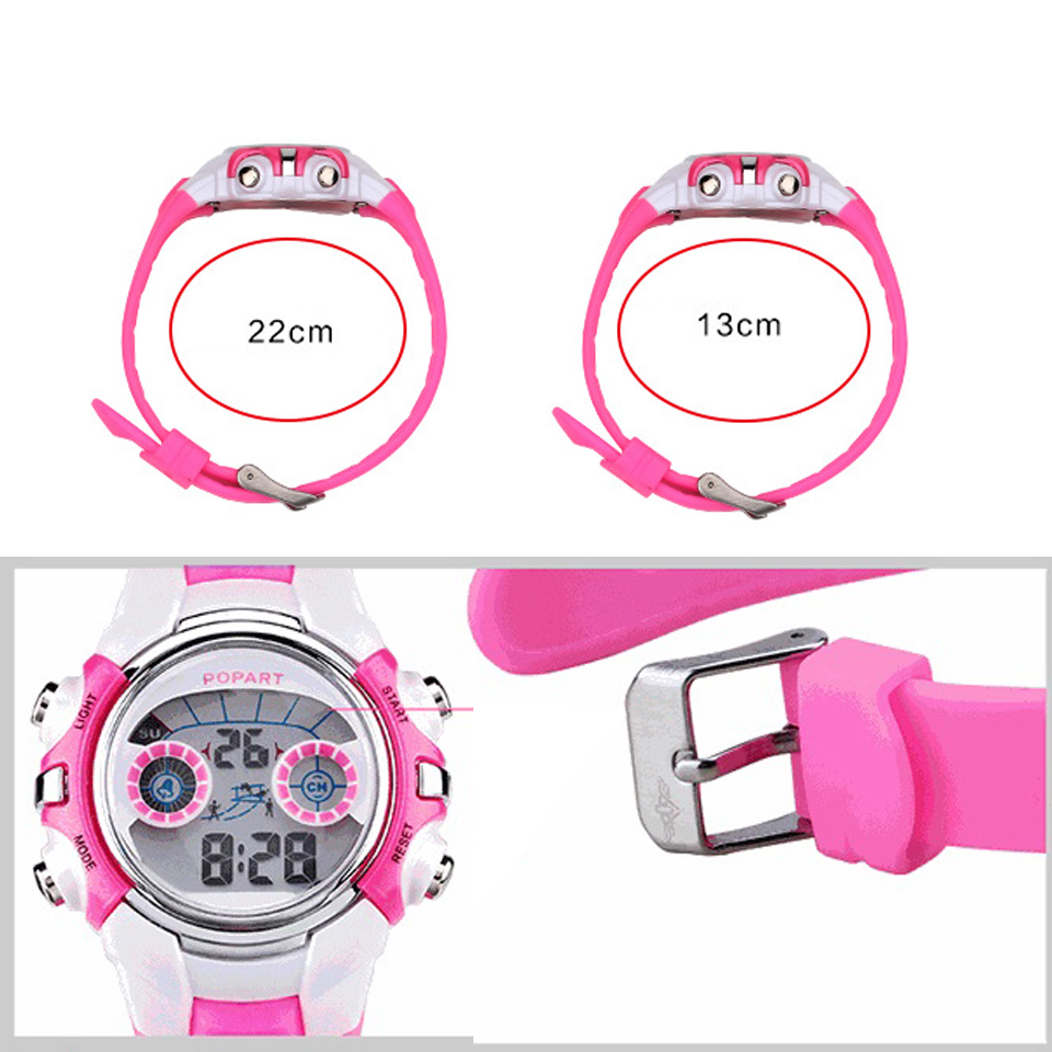 Đồng hồ Trẻ Em Cho Bé Popart 448 - DHA311