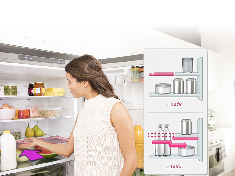 Tủ Lạnh Inverter Samsung RB27N4010S8/SV (280L)