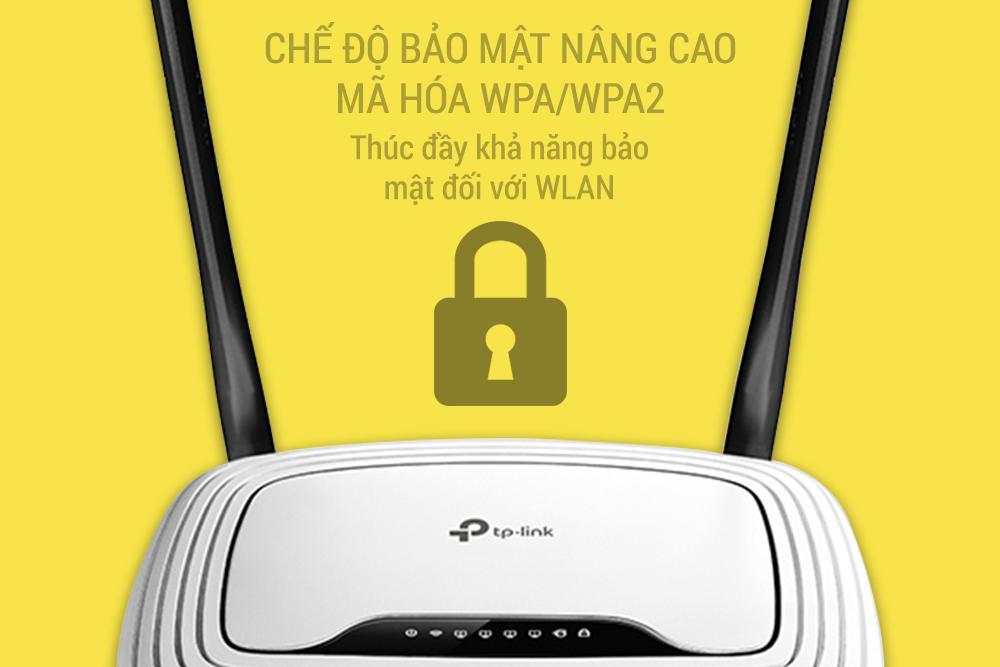 Router Wifi TP-Link WR841N (300Mbp) - Vi Tính Phát Đạt