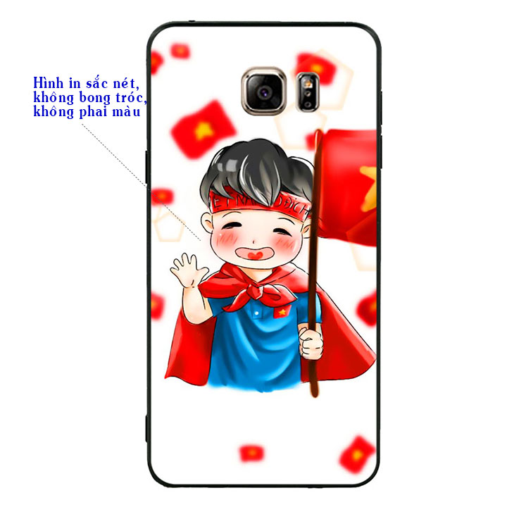 Ốp Lưng Viền TPU Cao Cấp Cho Samsung Galaxy Note 5 - U23 Mẫu 6