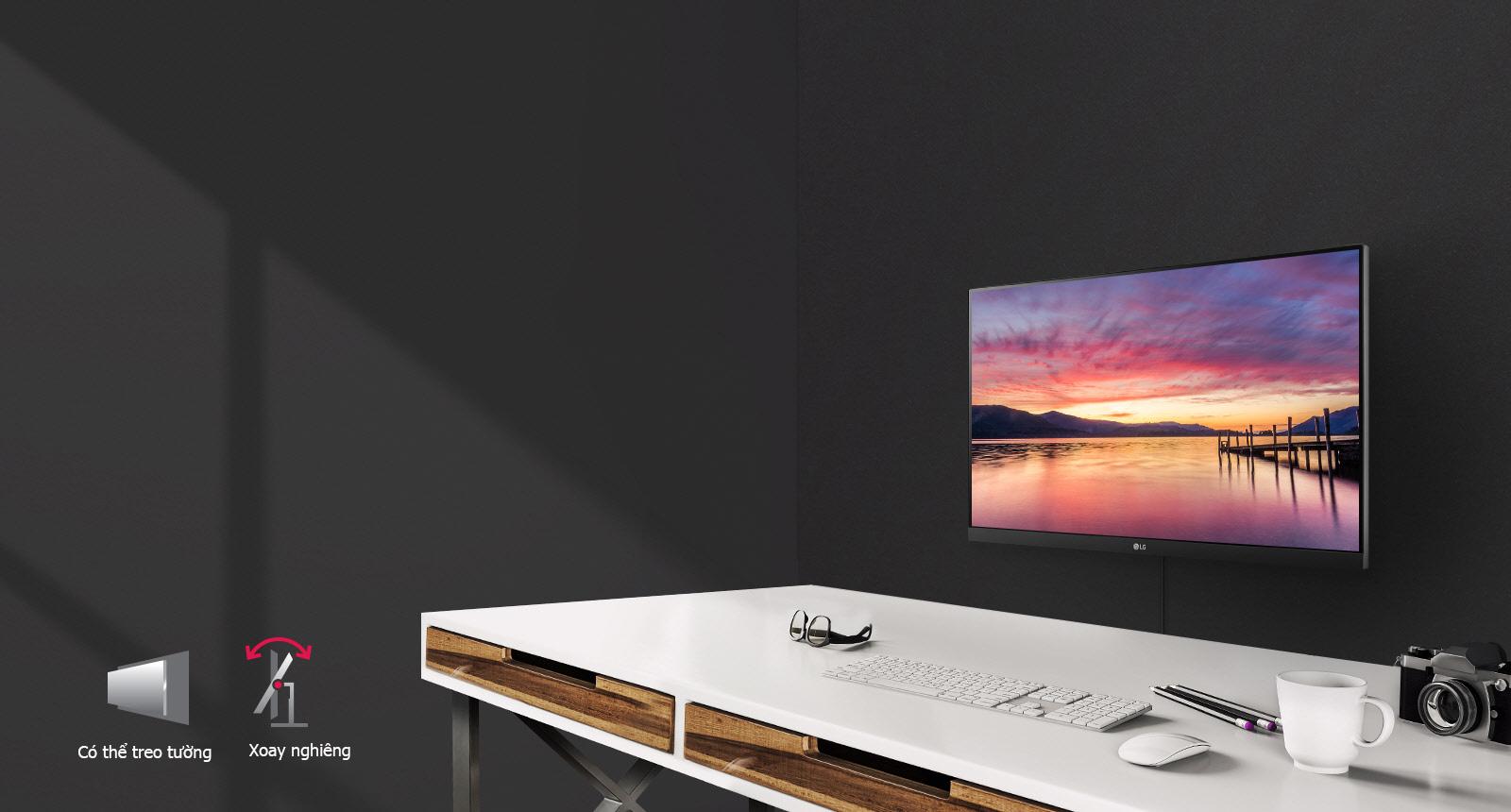 Màn hình LG 24MK600M-B IPS Full HD