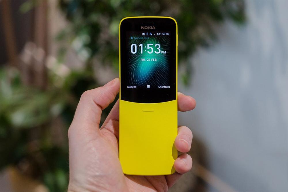 Điện Thoại Nokia 8810 4G - Hàng Chính Hãng