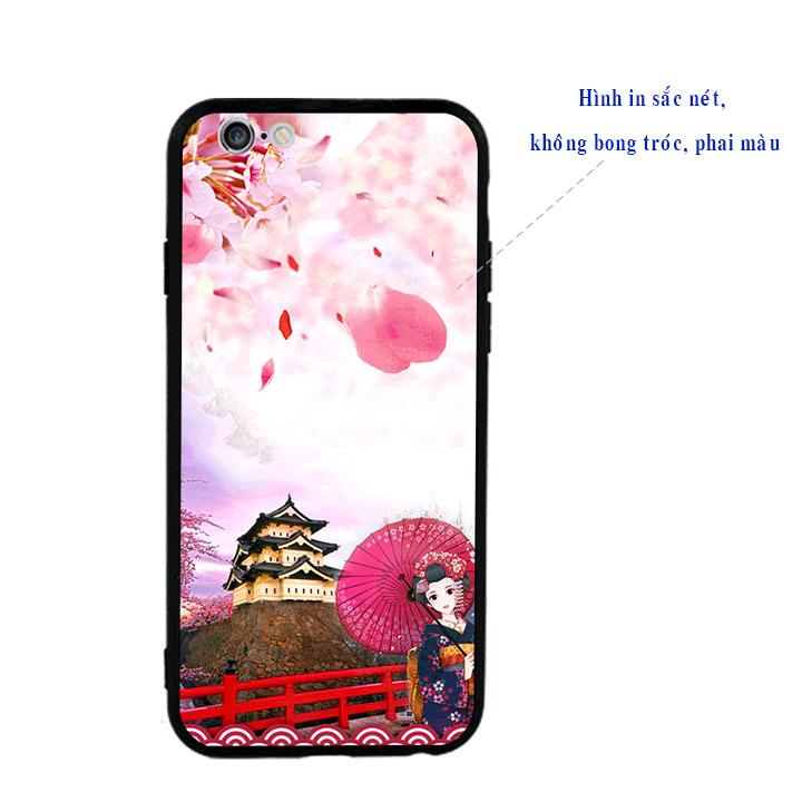 Ốp lưng viền TPU cao cấp cho Iphone 6 Plus - Nhật Bản
