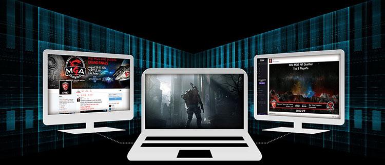 Laptop Gaming MSI Leopard GP63 8RD-098VN Core i7-8750H/Win10 (15.6 inch) - Black - Hàng Chính Hãng