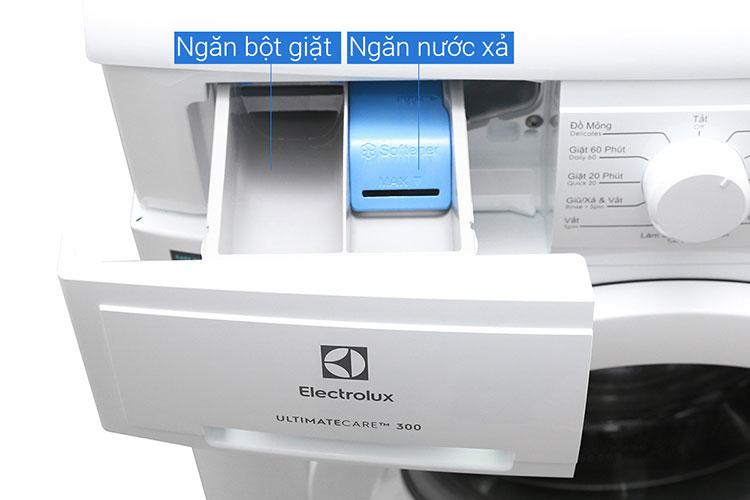 Máy Giặt Cửa Trước Inverter Beko WMY 81283 SLB2 (8kg)