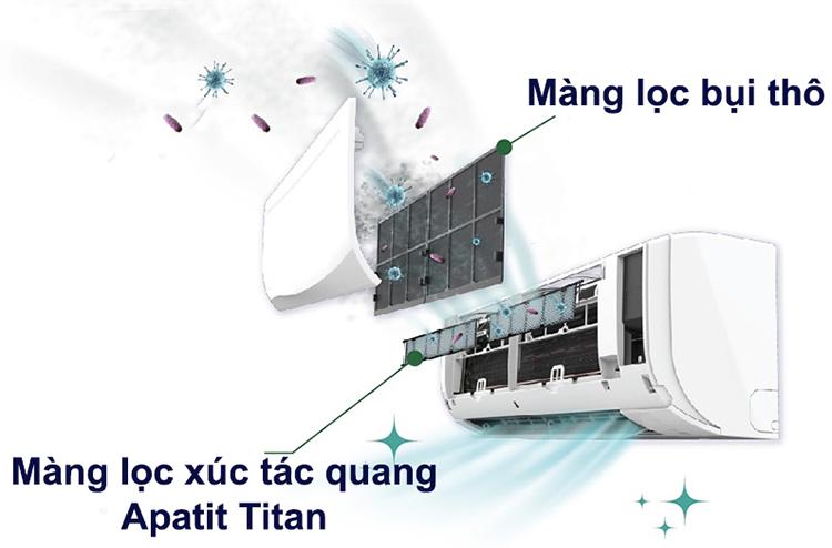 Máy Lạnh Daikin FTC35NV1V/RC35NV1V (1.5HP)