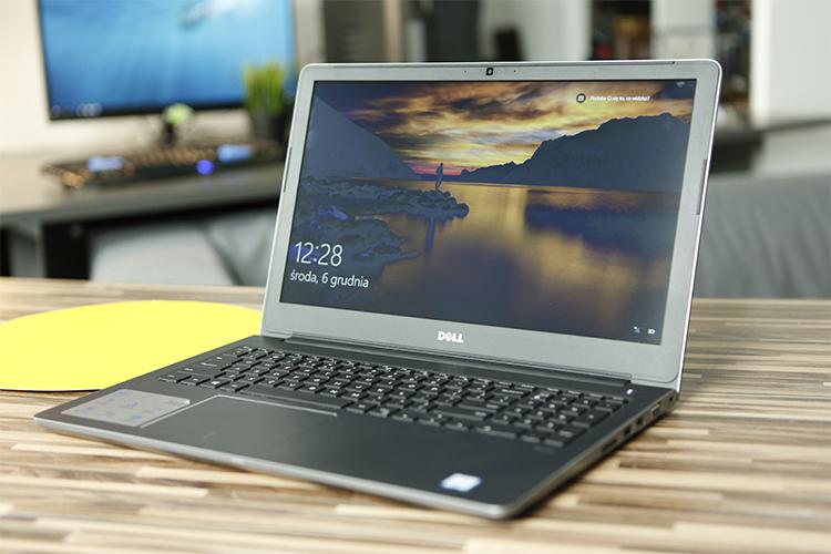 Laptop Dell Vostro 5568 V5568G Core i7-7500U/Free Dos (15.6 inch) - Gold - Hàng Chính Hãng