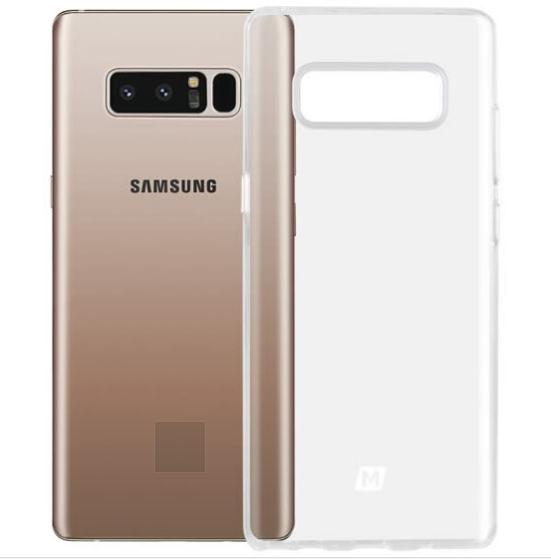 Ốp Điện Thoại MOMAX Chống Va Đập Cho Samsung Note 8 - Trắng Trong
