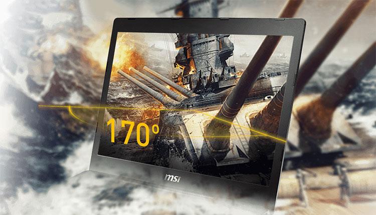 Laptop Gaming MSI GL63 8RD-099VN Core i7-8750H/Win10 (15.6 inch) - Black - Hàng Chính Hãng