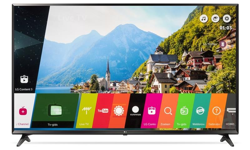Smart Tivi LG 49 inch 4K UHD 49UK6320PTE