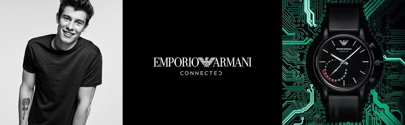 Đồng Hồ Thông Minh Emporio Armani ART3012 Connected