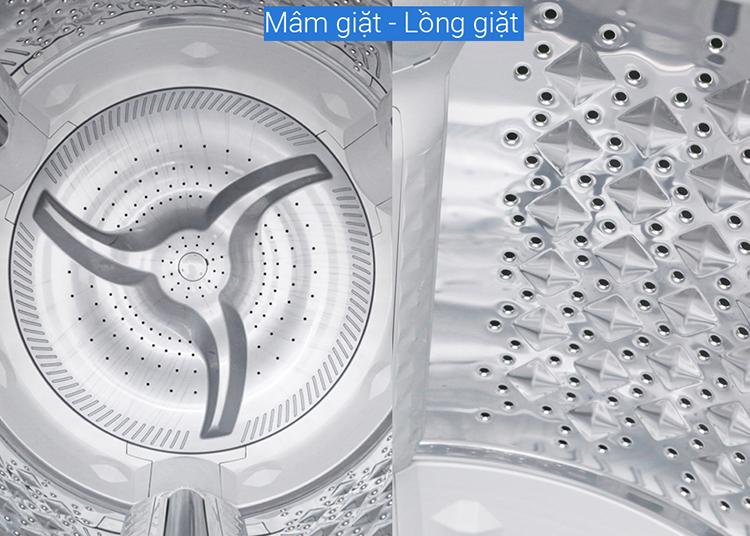 Máy Giặt Cửa Trên Toshiba AW-H1100GV(SM) (10kg)
