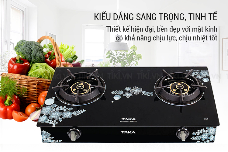Bếp Gas Dương Taka KG5