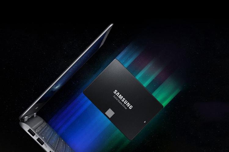 Ổ Cứng SSD Sata III 2.5 inch 2TB Samsung 860 Evo MZ-76E2T0BW - Hàng Chính Hãng