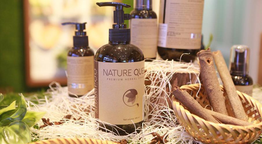 [ Nature Queen] Dầu gội đặc trị rụng tóc từ Thảo dược 100ml