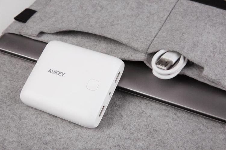 Pin Sạc Dự Phòng AuKey PB-N42 10000mAh - Hàng Chính Hãng