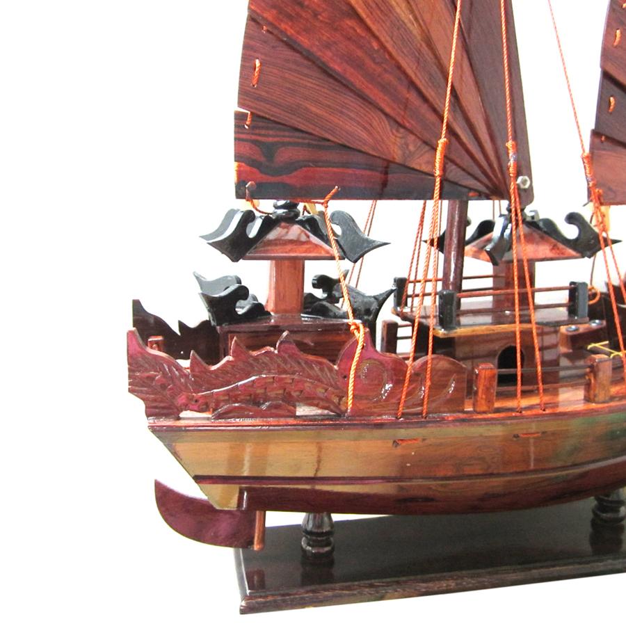 Mô hình thuyền gỗ