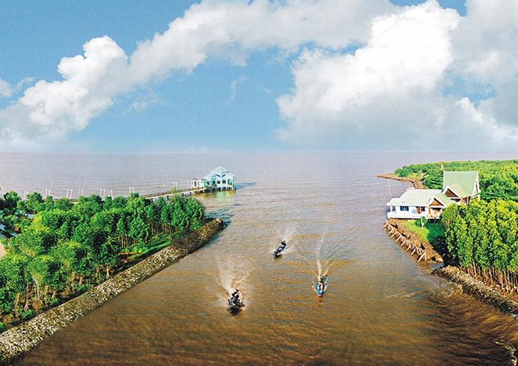 Tour Lục Tỉnh Miền Tây 4N3Đ, Chinh Phục Đất Mũi Cà Mau, Khởi Hành Hàng Ngày