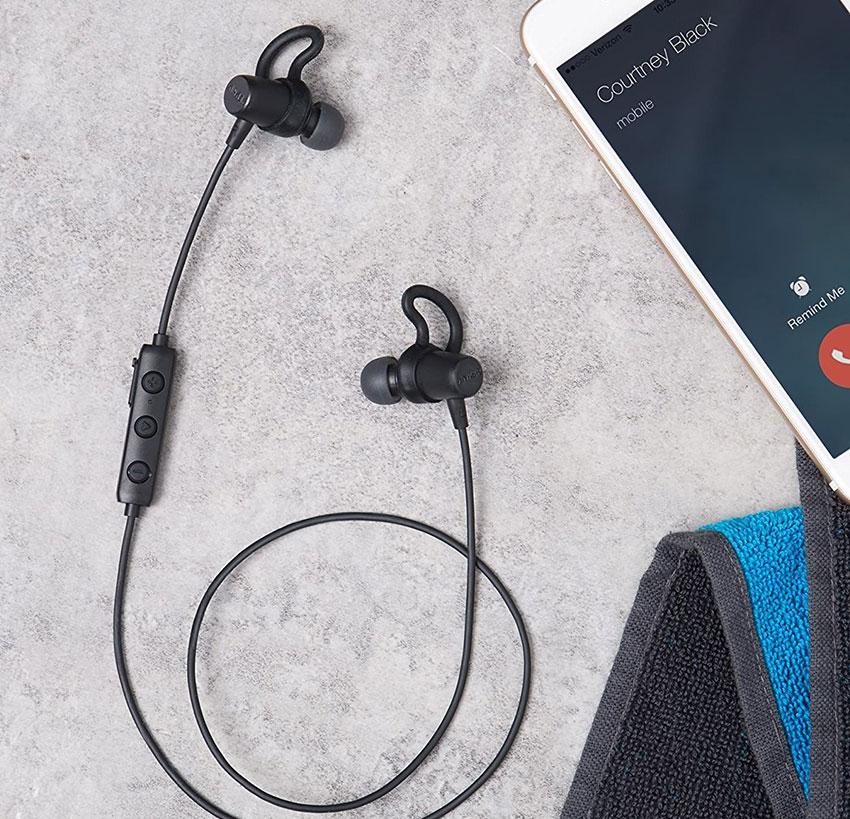 Tai Nghe Bluetooth Nhét Tai Anker SoundBuds Surge A3236 - Hàng Chính Hãng
