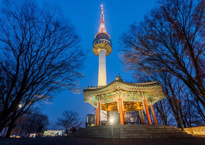 Tour HN - Hàn Quốc 4N4Đ, Gồm Visa, Khám Phá Thu Vàng