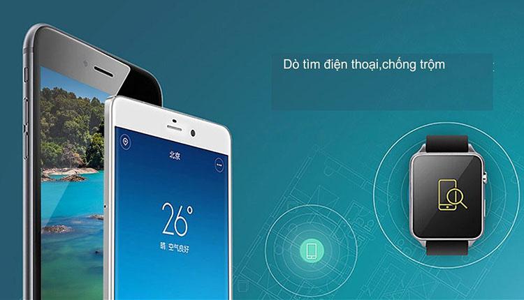 Đồng Hồ Thông Minh Smartwatch Cao Cấp GT88