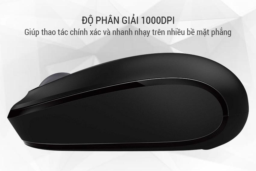 Chuột Không Dây Microsoft 1850 Receiver USB  = 240.000 ₫