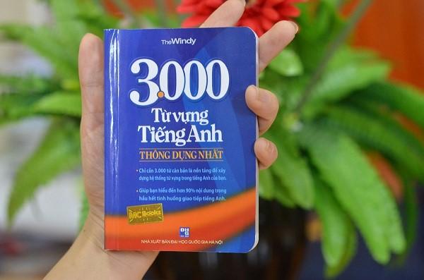 3000 Từ Vựng Tiếng Anh Thông Dụng Nhất (Tái Bản)