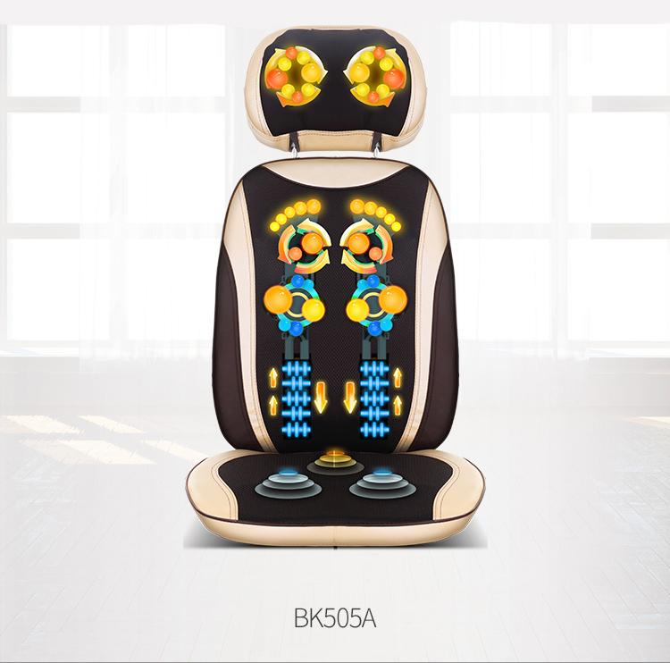 Ghế Massge Beici (BEICI) - BK505A - Màu Vàng Champagne
