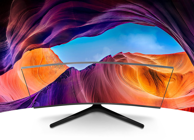 Màn Hình Cong Gaming Samsung LC32JG50QQEXXV 32inch WQHD 4ms 144Hz VA - Hàng Chính Hãng