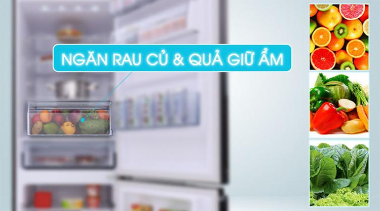 Tủ Lạnh Inverter Panasonic NR-BV328GKV2 (290L)