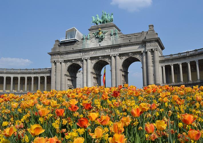 Tour Châu Âu 9N8Đ Từ HCM: Pháp - Luxembourg - Đức - Bỉ - Hà Lan, Tháng 10, 11, 12