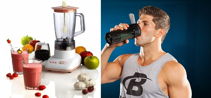 Combo Sữa tăng cân tăng cơ cao cấp Muscle Mass Gainer của Labrada hương Chocolate bịch 5.4 kg & Bình lắc 600 ml