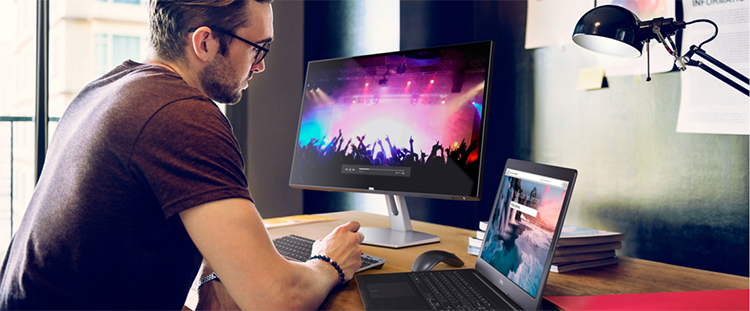 Màn Hình Dell P2319 23inch FullHD 8ms 60Hz IPS - Hàng Chính Hãng
